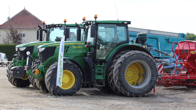 differents types tracteurs aquitaine